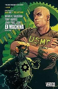 Ex Machina: Book Three