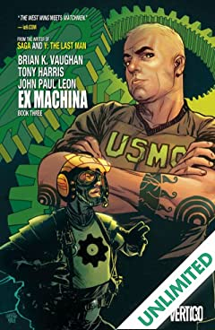 Ex Machina: Book Three