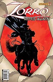 Zorro Rides Again #1 (of 12)
