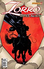 Zorro Rides Again #1