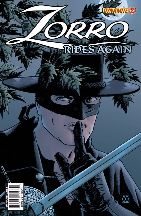 Zorro Rides Again #2 (of 12)