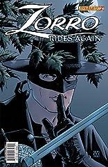 Zorro Rides Again #2