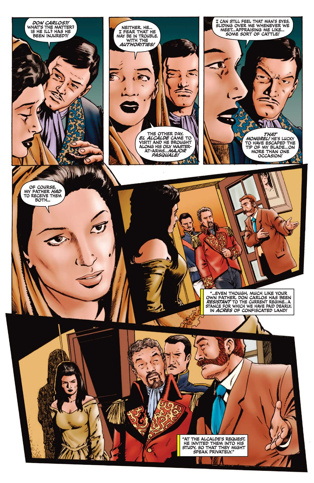 Zorro Rides Again #2 (of 12)