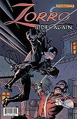 Zorro Rides Again #3
