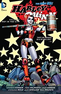 Harley Quinn (2013-2016) Vol. 1: Hot in the City