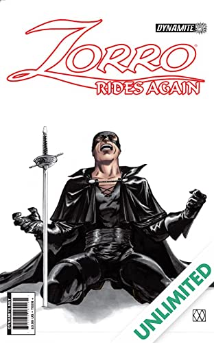 Zorro Rides Again #5 (of 12)