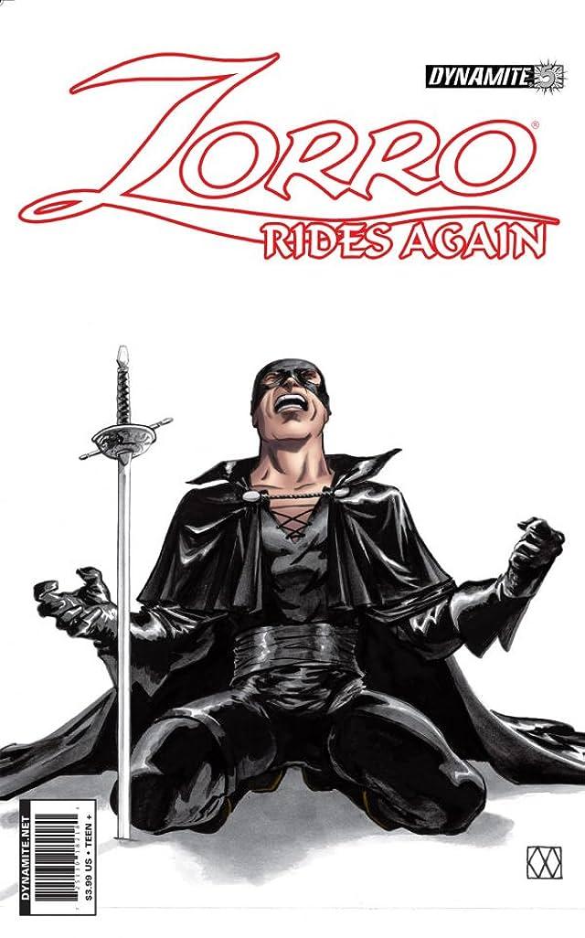 Zorro Rides Again #5