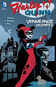 Harley Quinn (2000-2004) Vol. 4: Vengeance Unlimited