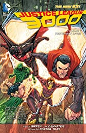 Justice League 3000 (2013-2015) Vol. 1: Yesterday Lives