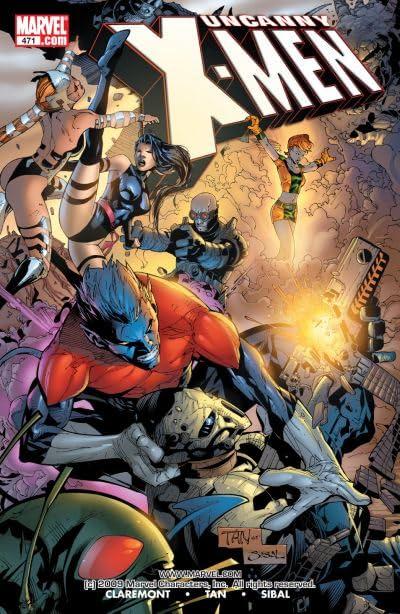 Uncanny X-Men (1963-2011) #471