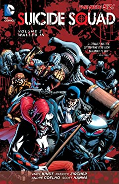 Suicide Squad (2011-2014) Tome 5: Walled In