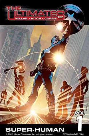 Ultimates Tome 1: Super-Human