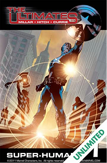 Ultimates Vol. 1: Super-Human