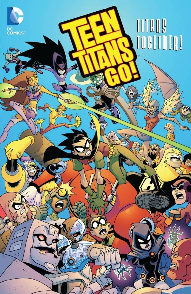Teen Titans Go! (2004-2008): Titans Together