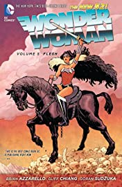 Wonder Woman (2011-2016) Vol. 5: Flesh