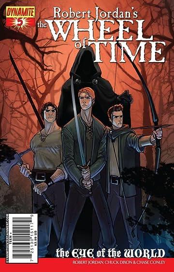 Robert Jordan's Wheel of Time: Eye of the World #5