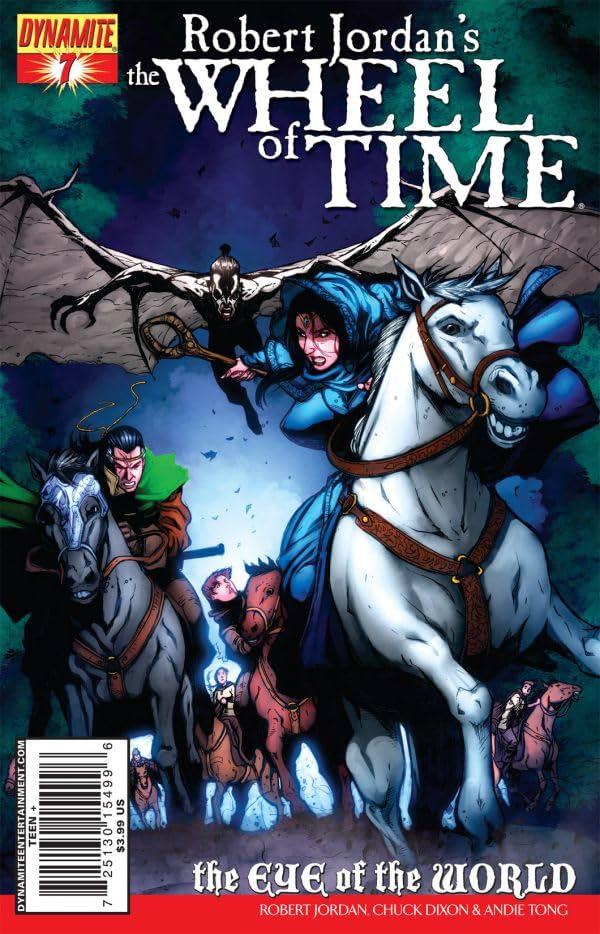 Robert Jordan's Wheel of Time: Eye of the World #7