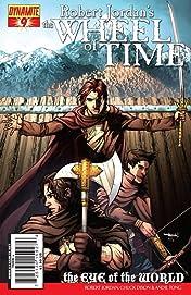 Robert Jordan's Wheel of Time: Eye of the World #9