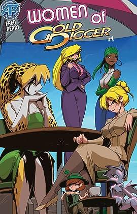 Women of Gold Digger #1