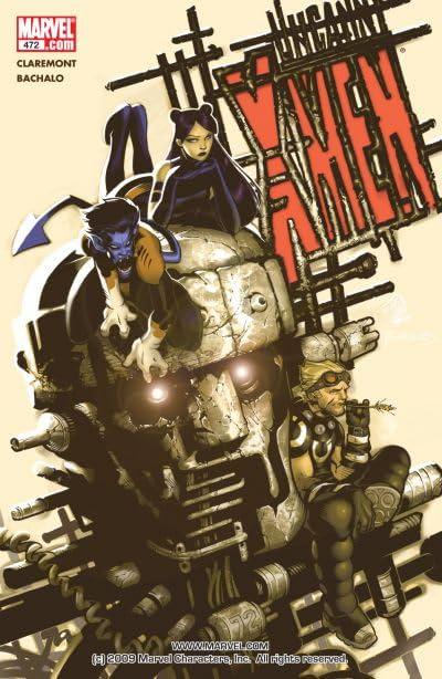 Uncanny X-Men (1963-2011) #472