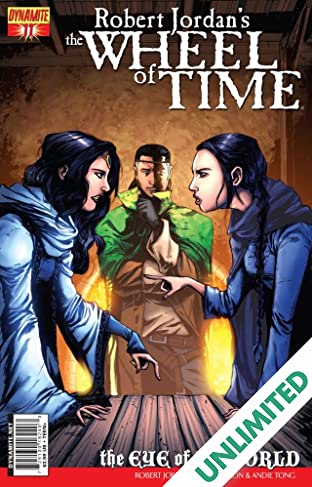 Robert Jordan's Wheel of Time: Eye of the World #11