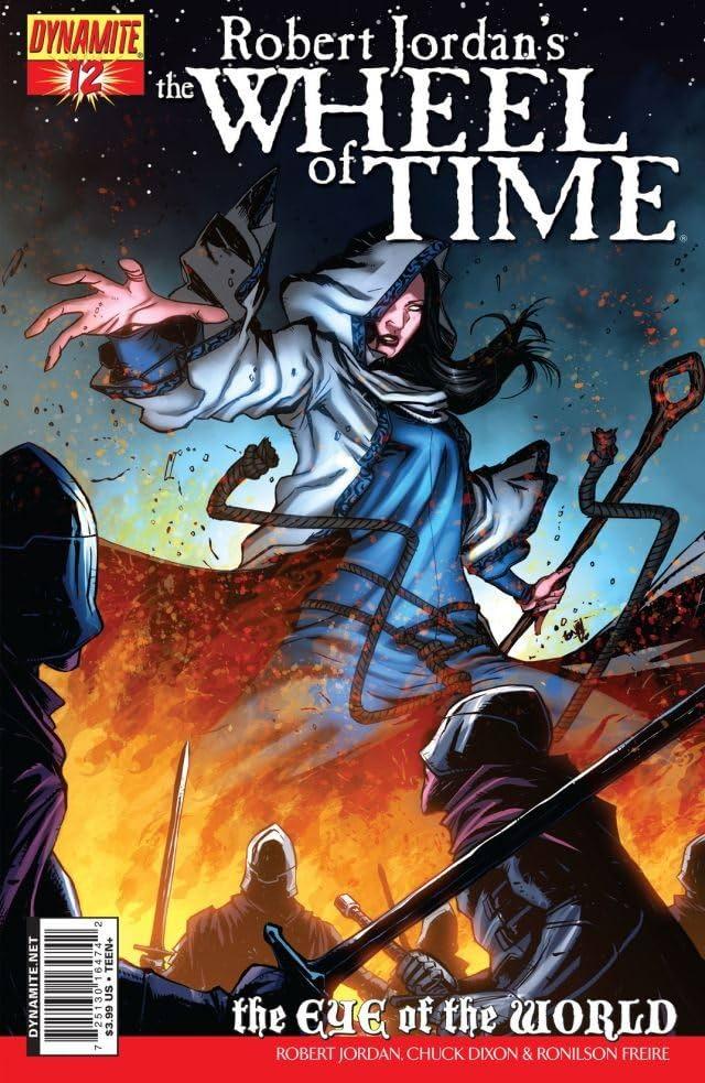 Robert Jordan's Wheel of Time: Eye of the World #12