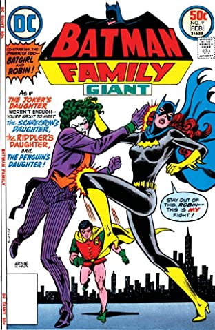 Batman Family (1975-1978) #9
