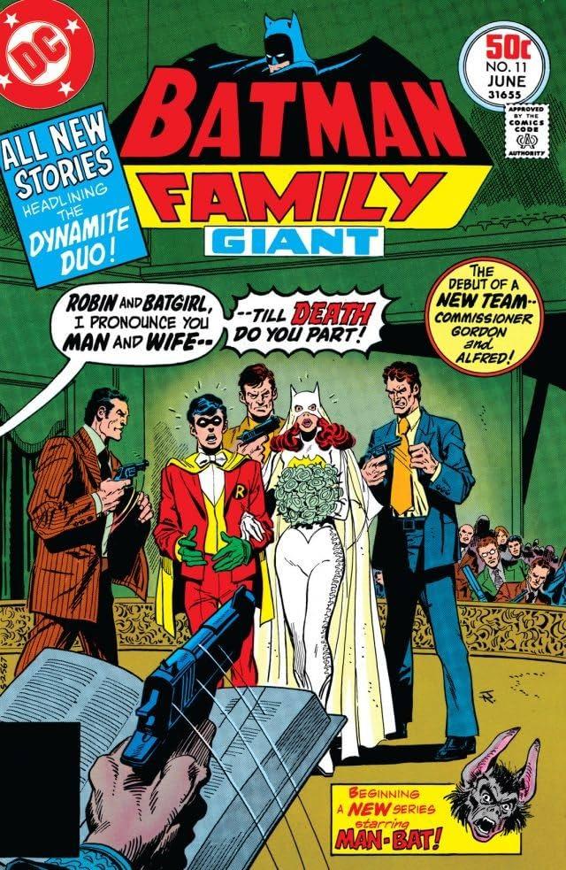 Batman Family (1975-1978) #11