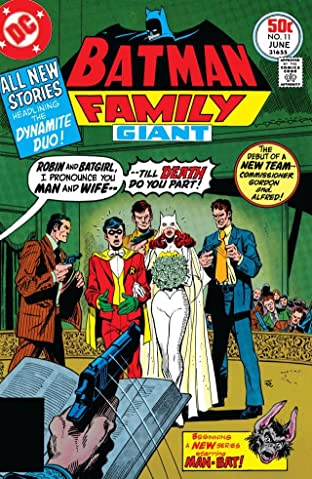 Batman Family (1975-1978) #11
