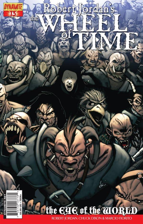 Robert Jordan's Wheel of Time: Eye of the World #13