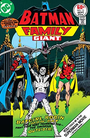 Batman Family (1975-1978) #13