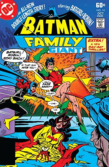 Batman Family (1975-1978) #14