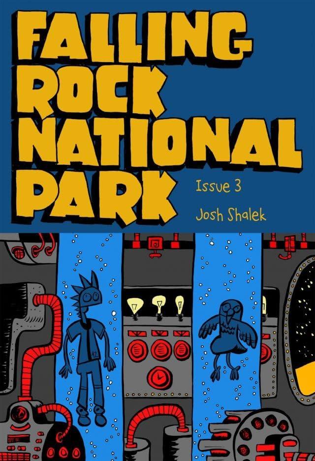 Falling Rock National Park #3