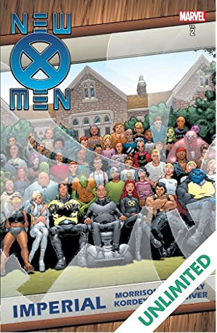 New X-Men By Grant Morrison Vol. 2: Imperial