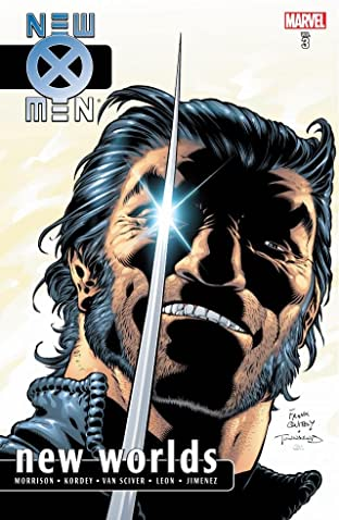 New X-Men By Grant Morrison Tome 3: New Worlds