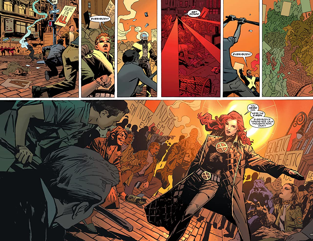 New X-Men By Grant Morrison Vol. 3: New Worlds