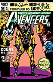 Avengers (1963-1996) #213