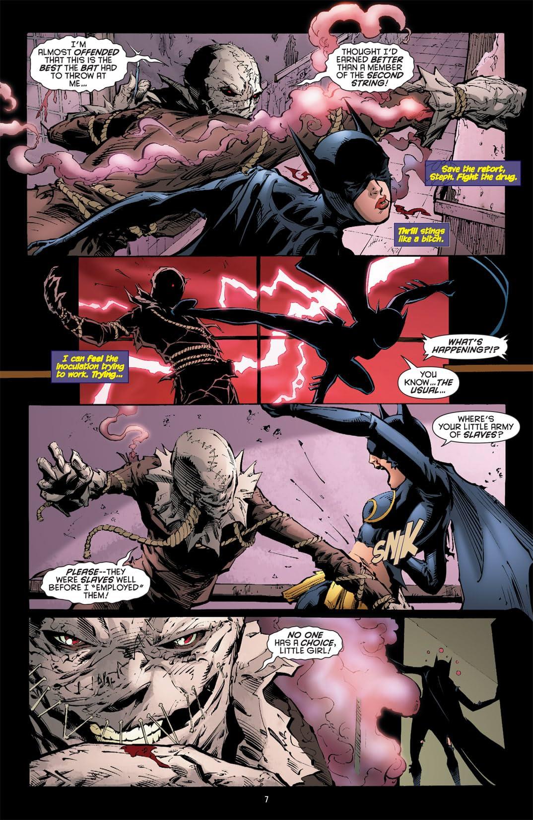 Batgirl (2009-2011) #3