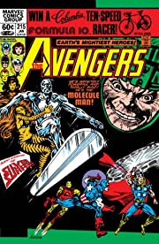 Avengers (1963-1996) #215