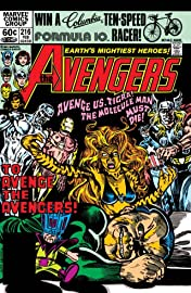 Avengers (1963-1996) #216