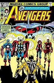 Avengers (1963-1996) #217