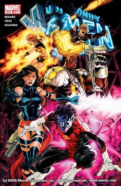 Uncanny X-Men (1963-2011) #474