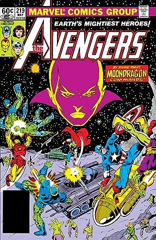 Avengers (1963-1996) #219