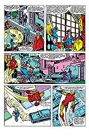 Avengers (1963-1996) #221