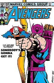 Avengers (1963-1996) #223