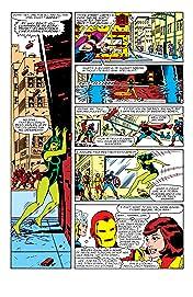 Avengers (1963-1996) #224