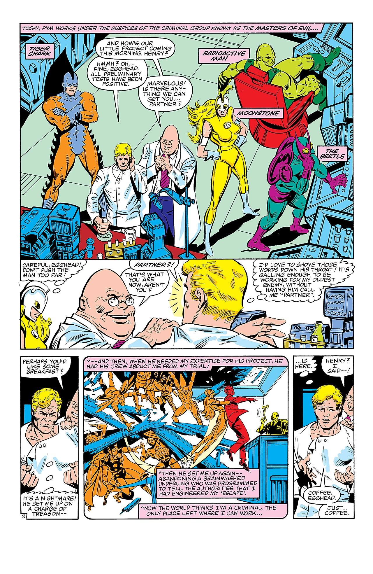 Avengers (1963-1996) #229