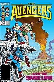 Avengers (1963-1996) #256
