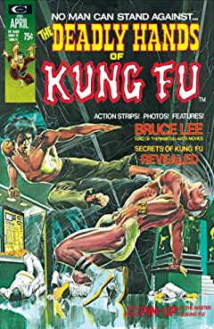Deadly Hands of Kung Fu (1974-1977) #1