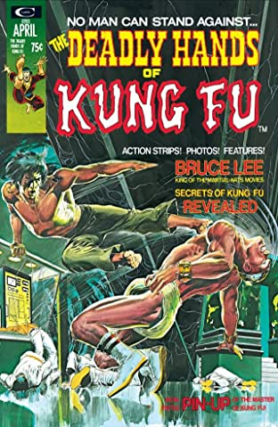 Deadly Hands of Kung Fu (1974-1977) No.1